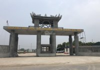 cần bán gấp đất nền khu A dự án KĐT Cienco5 Mê Linh,Hà Nội đường 24m