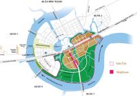 Bán lô đất 7x20m Nguyễn Cơ Thạch, Quận 2, giá 100% 7.9 tỷ sổ hồng riêng, xây tự do, bao sang tên