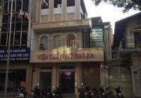 Bán nhà mặt phố Lê Quý Đôn, DT 400m2, MT 16m, có GPXD 11 tầng, LH: 0913851111