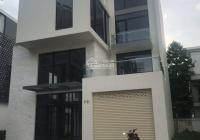 Biệt thự đơn lập 340m2 Villa Park Q9, 1 trệt 2 lầu 1 lửng, nhà thô, View thoáng - Yên tĩnh