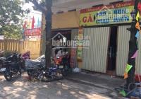 Bán đất trục chính xã Kim Sơn - Gia Lâm có sẵn cửa hàng cho thuê kinh doanh