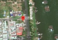 Cần bán lô đất 2 mặt tiền đường Thăng Long trực diện sông, cực đẹp, Q. Hải Châu