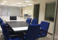 Cho thuê sàn văn phòng 140m2 phố Trần Thái Tông, Cầu Giấy