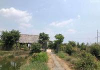 Định cư nước ngoài cần bán gấp đất mặt tiền Rừng Sác, Bình Khánh, Cần Giờ, gần ngay ngã ba Bà Xán