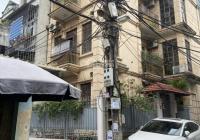 Chính chủ bán nhà 3 tầng phố Nguyễn Công Hoan, Ba Đình, diện tích đất 59m2