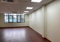 Cho thuê nhà MP Mai Anh Tuấn 65m2 x 5 tầng, MT 6m, nhà mới đẹp, view hồ, có thang máy giá: 36tr/th