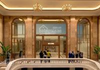 Chính chủ cần bán khách sạn 9T * 550m2, MT 15m tại khu Trung Hoà Nhân Chính, 105 phòng, giá 210tỷ