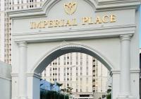 Bán lại căn thương mại 3PN chung cư Imperial Place giá 2.650 tỷ, có hỗ trợ vay NH, LH: 0931.119.411