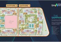 Cần Share 30m2 tầng 1 lô góc mặt đường vị trí siêu đẹp tại phân khu S1-S2-S3 Vinhomes Smart City