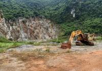 Chuyển nhượng gấp mỏ đá tại xã Đồng Tâm, Lạc Thủy
