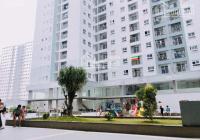 Cho thuê căn hộ 65m2 Prosper Plaza Q12 2PN 2WC có nội thất, view hồ bơi giá 10 tr/th. LH 0979524762