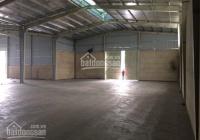 Cho thuê xưởng trong KCN Thái Hòa Long An, DTKV 3.000m2, giá 150tr
