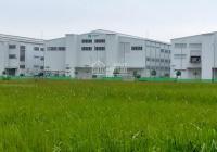 Cần bán 18 hecta bằng 180000m2 đất khu công nghiệp Hải Dương có 40000m2 nhà xưởng, giá 450 tỷ