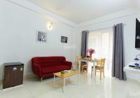 Cho thuê căn hộ dịch vụ 1 phòng ngủ full đồ giá rẻ tại ngõ 37 Nguyễn Thị Định