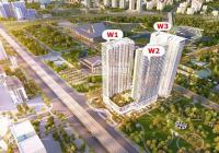 Cho thuê văn phòng dự án Vinhomes West Point - Phạm Hùng 120m2, 246m, 300m2, 530m2 chỉ 190k/m2