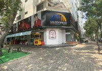 Cho thuê mặt bằng shop căn góc ngay mặt tiền Bùi Bằng Đoàn, Phú Mỹ Hưng, Quận 7, LH: 093 402 8989