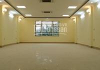 Cho thuê văn phòng duy nhất mặt phố Hoàng Ngân, DT 25m2, 80m2 giá rẻ