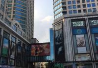 Bán nhà phố Thái Phiên, view TTTM Vincom Bà Triệu, cho thuê 55tr/th, 55m2, 4 tầng, MT 7m, 21.5tỷ