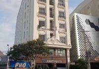Chính chủ bán tòa nhà 10 tầng kinh doanh căn hộ dịch vụ trung tâm quận 7, giá 168 tỷ