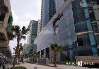 Chính chủ cho thuê văn phòng FLC Twin Tower 265 Cầu Giấy, DT 300m2 - 500m - 1000m2, chỉ 200ng/m2/th
