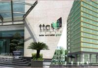Cho thuê văn phòng tòa nhà TTC - mặt đường Duy Tân. Diện tích: 48m2-68m2-72m2-100m2-145m2...700m2