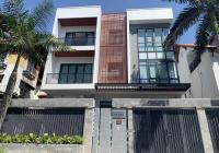 Cho thuê tòa văn phòng Trần Não - 600m2 hầm 4 sàn trống - thang máy