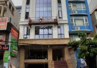 Chính chủ bán toà nhà văn phòng ngõ phố Võ Chí Công. Diện tích 170m2, xây 9 tầng, giá 35 tỷ