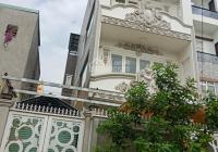Cho thuê nhà hẻm 168/ Lê Đình Cẩn, Tân Tạo, Bình Tân, DT 8x20m, KC 3.5 tấm, giá 16 triệu/tháng