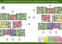 Chính chủ bán CHCC Ban cơ yếu Chính phủ, căn 1804 - CT1, DT 124m2, giá bán 28tr/m2, LH 0961000870