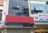 Cho thuê cửa hàng kinh doanh phố Hồ Tùng Mậu. Diện tích 60m2 x 2 tầng dưới, mặt tiền 6m có hè