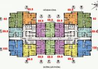Tôi chính chủ cần bán gấp căn hộ 2 ngủ 60m2 chung cư CT36 Định Công giá chỉ 1.5 tỷ.  0916419028