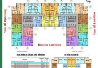 Không phải môi giới bán nhanh CC Eco Lake View T1202 94m2 và 2006 106m2 giá 25.5tr/m2, 0961000870