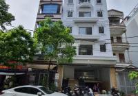 Cho thuê văn phòng tại ngõ 100 Hoàng Quốc Việt, Cầu Giấy tòa nhà mới 100% 128m2 18tr 0986640980