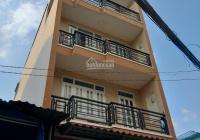 Bán nhà 1 trệt 3 lầu, đường 12 gần Nguyễn Văn Tăng, P. Long Thạnh Mỹ, Quận 9