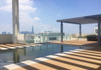 Hot! 3 căn sky villa - view sông Sài gòn, cầu Phú Mỹ & trung tâm Q1 - có hồ bơi, sân vườn riêng