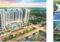Bán giá gốc căn hộ The Ascentia Phú Mỹ Hưng, 1PN, view biệt thự Mỹ Văn rất đẹp, chỉ 3.36 tỷ