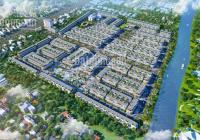 Khu dân cư TT Bến Lức công viên Nhạc Nước thư viện sách, kề KCN Phú An Thạnh cách HCM chỉ 10km