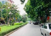 Bán nhà mặt phố Trung Yên 3, Cầu Giấy 75m2, 15.5 tỷ - Vỉa hè rộng KD siêu đỉnh