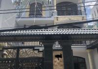 Cần bán gấp biệt thự mini đường nội bộ Đô Đốc Long, P Tân Quý, Q Tân Phú, DT 12.5x23m. Trệt 3 lầu