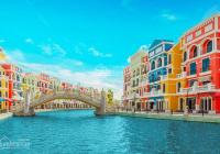 Bán 1 cặp shophouse Grand World view trực diện sông Venice