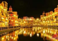 Nhà phố thương mại GW Phú Quốc, phân khu chợ đêm 105m2 (7*15), DTXD 282m2 vốn sở hữu 6 tỷ