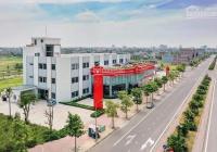 Bán lô đất 56m2 dự án Kỳ Đồng, sau ô tô Vinfast, giá 1,6xx tỷ. Liên hệ: 0988495111