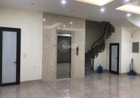 Cho thuê cả nhà 56m2, 5 tầng, 07 phòng, thang máy, ô tô tránh, kinh doanh, giá 18 triệu/tháng