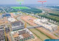 Chính chủ cần ra gấp lô đất ngay trường Đại học Việt Đức mặt tiền Vành Đai 4, LH: 0974.186.916