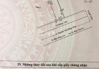 Bán nhà mặt tiền Nguyễn Việt Hồng, DT: 4,2m (hậu 6m) x 22,9m, 1 lầu, giá: 17 tỷ