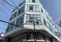 Bán tòa nhà góc 2MT đường 12, 9x16m, 4 lầu, 26 phòng cao cấp, giá 13,5 tỷ