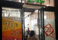 Cho thuê cửa hàng mặt phố Hồ Tùng Mậu mặt tiền 6 mét cực đẹp