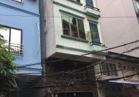 Cho thuê nhà mặt KD, ô tô đỗ ngõ 14 Pháo Đài Láng gần Nguyễn Chí Thanh 30m2x4T, full đồ 11tr/th