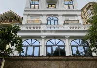 Bán tòa nhà Trần Thái Tông, Cầu Giấy 165m2 x 8 tầng, 1 hầm, 57 tỷ