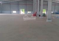 Cho thuê nhà xưởng mặt tiền Quốc Lộ 13 cách Thủ Dầu Một 3km giá rẻ